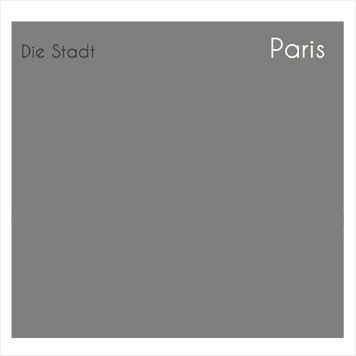 Paris album cover artwork