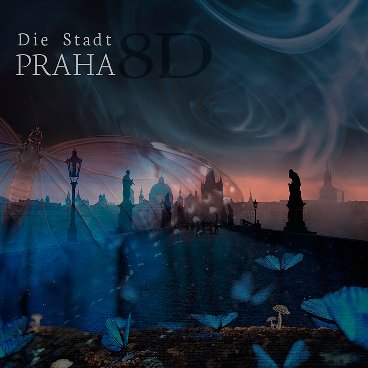 Praha 8D Mix artwork.