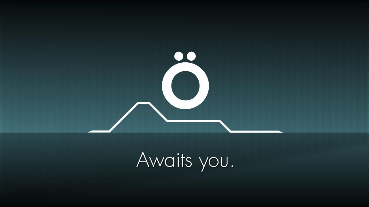 Logotipo de Ö