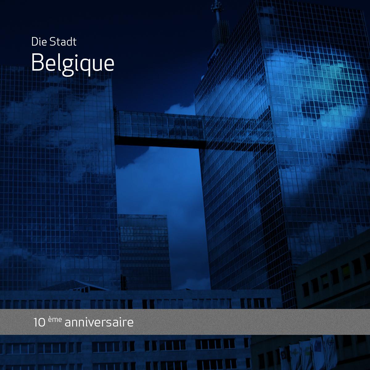 Belgique 10ème anniversaire